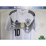 Camiseta Selección Alemania Ozil Mundial Rusia 2018
