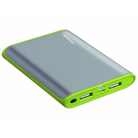 Power Bank Acteck 10000 Mah Pb-1000 Ac-01018 Color Gris