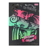 Caderno Espiral Cd Univ. 10 Matérias Monster High Unique
