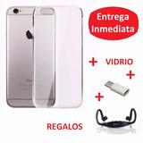 Iphone 6s Plus 64gb Liberado + Funda + Vidrio + Regalos