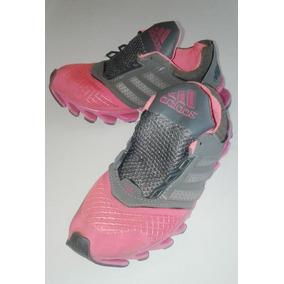 Zapatillas adidas Springblade De Mujer Talle 35 - Ver Stock