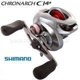 Carretilha Shimano Chronarch 150hg Ci4hg+ Dir Grátis Camise
