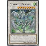Yugioh Yugioh Stardust Dragon-dp08-en014 - Super Raro 1st Ed