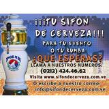 Sifon De Cerveza Y Algo Mas Www.sifondecerveza.com.ve
