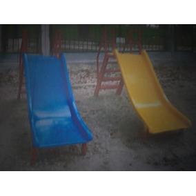 toboganes para parques infantiles en fibra de vidrio etc