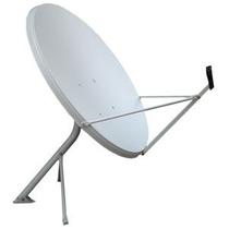 Antena Satelital 0.90 + Lnb Tocomsat Corona Fta Skyfreetv