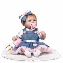 Bebê Reborn Pronta Entrega Promoção Dia Das Mães Barata