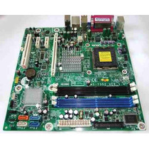 Placa Mãe Msi Ms-7352 775 Ddr2 Original Hp Dx7400 Dx 7408