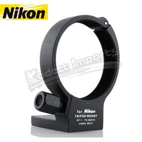 Anel Colar Tripé Mount Ring Rt1 Nikon 70-200mm F/4g Ed Vr