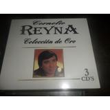 Cd Cornelio Reyna Coleccion 3 Cds Nuevo