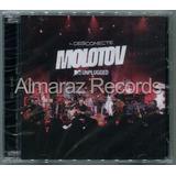Molotov Mtv Unplugged El Desconecte Cd+dvd