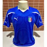 Linda Camisa Seleção Da Itália - Gli Azzurri - Puma - Tam. M