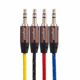3,5 Mm Aux Auxiliar Cable Macho A Macho Cable De Audio Estér