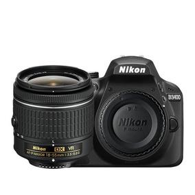 Camara Reflex Digital Nikon D3400 Kit 18-55 Vr Envio Gratis
