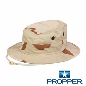 Sombrero Boonie Tactico Camo Marca Propper 3-color Desert.
