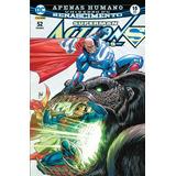 Hq Action Comics #15 - Apenas Humano - Renascimento
