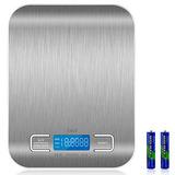 Elec3 Multifunción Digital Alimentos Báscula, 11 Lb 5 Kg
