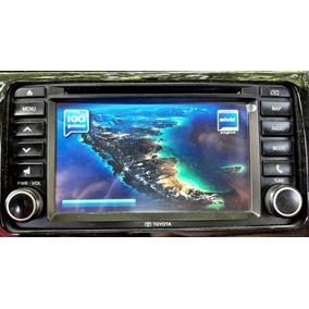 Actualización Gps Toyota Etios Platinum Mapas/radares.