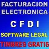 Facturacion Electronica Cfdi Con 100 Timbres