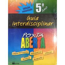 Guia Interdisciplinar Porta Aberta 5ºano, Edição Renovada