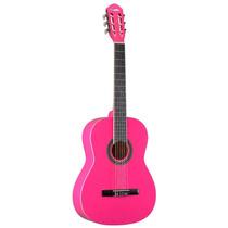 Violão Tagima Memphis Ac39 Pink - Modelo Clássico, Estudante