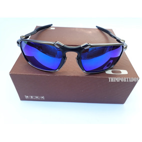 4a4e5230a2426 Oculos Led Chemion De Sol Oakley Juliet - Óculos no Mercado Livre Brasil