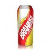 Cerveza Brahma Lata X 473 Cc X U.