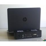 Notebook Hp Intel I7 14 Probook 640 4gb 500hd + Dock Station