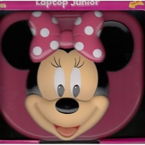Casa De Mickey Mouse Minnie Júnior Laptop