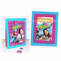 Combo Piñata + Cartel De Bienvenidos Personalizados Clp Prod