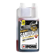 Aceite Sintético Moto Ipone Samourai Racing 2t Ipone
