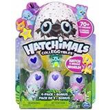 Hatchimals Coleccionables Pack 4 Huevos + Figura / Diverti