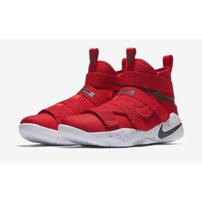 7d5db7d7 Nike Soldier Xi - Tenis Rojo en Mercado Libre México