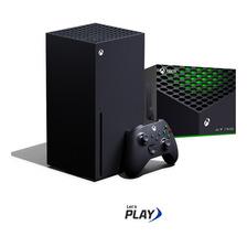 Consola Xbox Serie X Negro 1tb 4k