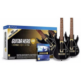 Guitar Hero Live Ps4 Supreme Party Edition 2 Guitarras