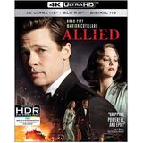 Blu-ray 4k Aliados - Audio E Legendas Em Portugues