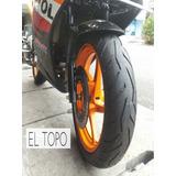 Llanta Moto Pirelli Diablo Rosso Ii 100/80r17 R15 Ns200 Fz16