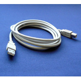 Hp Officejet 6500a Printer Compatible Usb 2.0 Cable -blanco