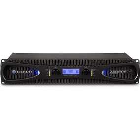 Crown Xls1502 Amplificador Stereo De 525 Watts A 4 Ohms
