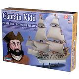 Lindberg 1/130 Escala Capitán Kidd Barco Pirata