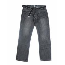 Calça Jeans Pd&c Masculina Nº 46 Original Com Cinto Preto