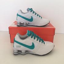 Tenis Nike Shox Deliver 4 Molas Feminino Original Importado
