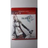 Juego Playstation 3 - Final Fantasy Xiii
