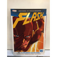 Cómic, Dc, Flash Vol. 1 Ovni Press