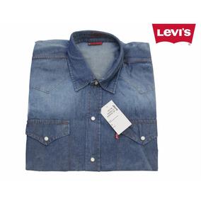 Camisas De Jean Levis Hombre