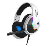 Auricular Headset Gamer Wayra Mic Led Xbox One Ps4 Pc Cx02