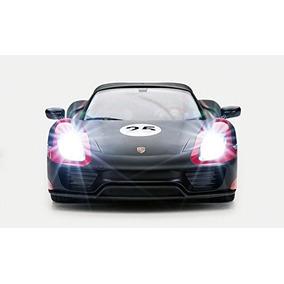 Auto Porsche Spyder Weissach Rastar 1:14 A Radio Control