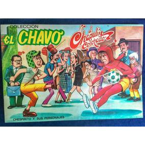 Álbum El Chavo Del Ocho Intacto