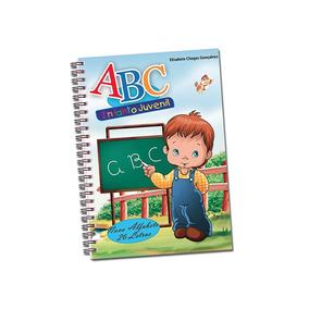 Livro Caligrafia Alfabetização Infantil Escola #558859