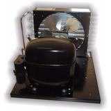 3/4hp R22- Unidad Condensadora - Motor Heladera Comercial
